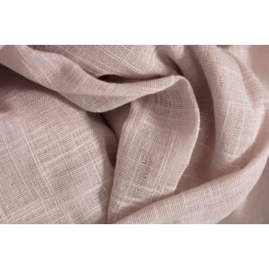 Tenda Nausica rosa occhielli 138 x 280 cm