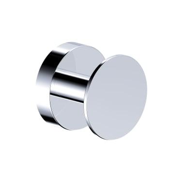 Gancio Style argento cromo lucido in zama