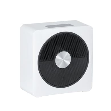 Termoventilatore ceramico mobile EQUATION bianco 2500 W