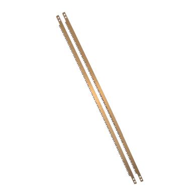 Lama per sega ad arco GEOLIA in acciaio 760 mm 2 pezzi