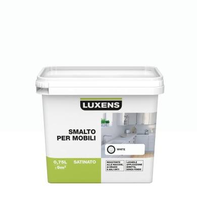 Pittura di ristrutturazione mobile cucina LUXENS 0.75 l bianco