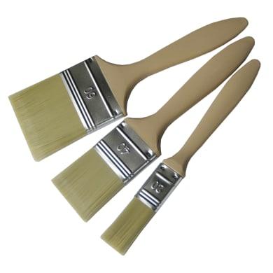 Pennello Per verniciare misure 20-40- 60 mm per Acqua e solvente