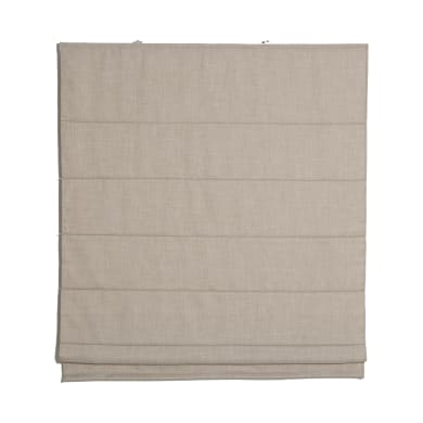 Tenda a pacchetto INSPIRE Chambray tortora 60x250 cm