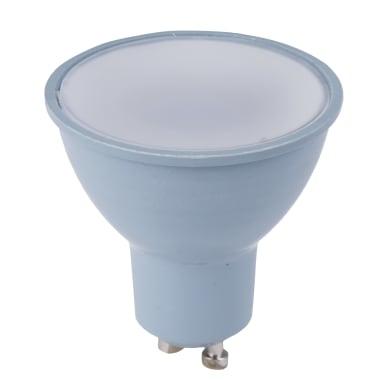 Lampadina LED, GU10, Faretto, Smerigliato, Luce naturale, 4W=340LM (equiv 35 W), 100° , LEXMAN