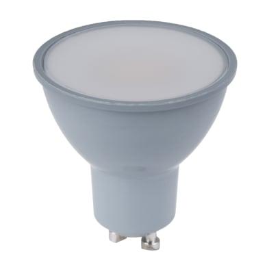 Lampadina LED, GU10, Faretto, Smerigliato, Luce naturale, 7.5W=670LM (equiv 70 W), 100° , LEXMAN