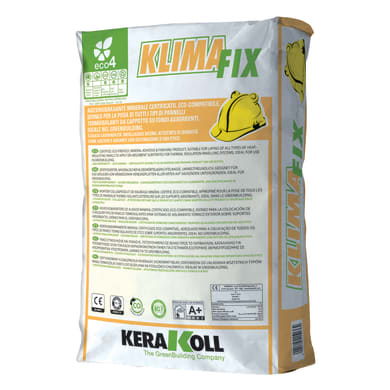 Collante rasante KERAKOLL KLIMA FIX 25 kg