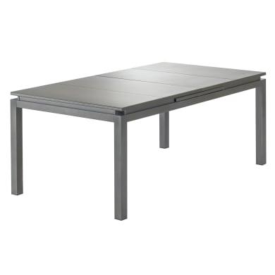 Tavolo Per Terrazzo Allungabile.Tavoli Da Giardino Prezzi E Offerte Online Leroy Merlin 2