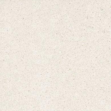 Piano cucina su misura in quarzo composito LRM82125903 bianco , spessore 2 cm