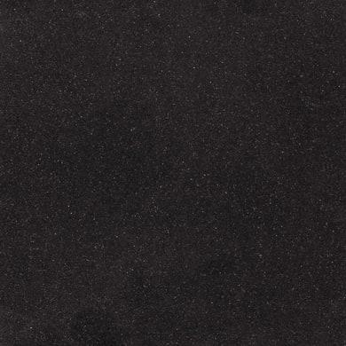 Piano cucina su misura in quarzo composito LRM82125902 nero , spessore 2 cm