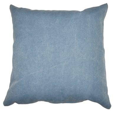 Cuscino Canvas azzurro 42x42 cm
