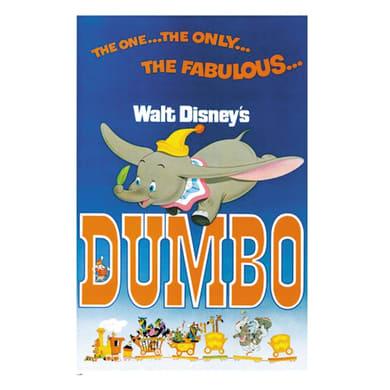 Poster Dumbo Disney 61x91.5 cm