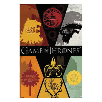 Poster Game of Thrones 61x91.5 cm