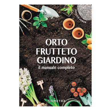 Libro Orto, frutteto e giardino Demetra