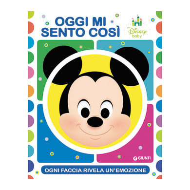 Libro Mi sento così  Disney