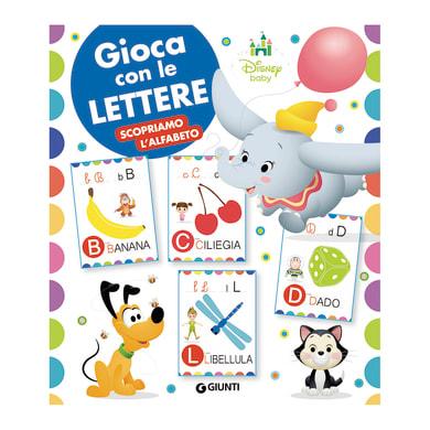 Libro Gioca con le lettere Disney