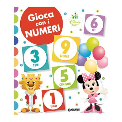 Libro Gioca con i numeri Disney