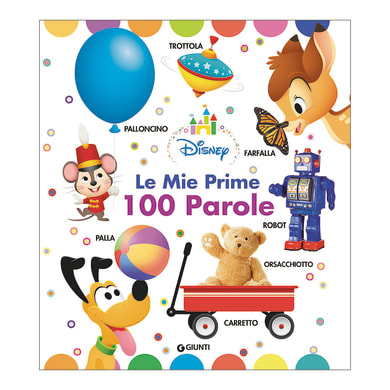 Libro Le mie prime 100 parole Disney