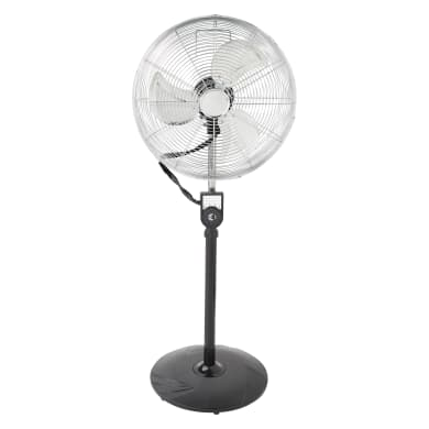 Ventilatore a piantana EQUATION TX-16A a piantana, da tavolo, a parete silver 45.0 W Ø 40.0 cm