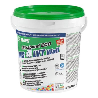 Colla Ultrabond Eco MS 4 LVT Wall MAPEI beige 7 kg