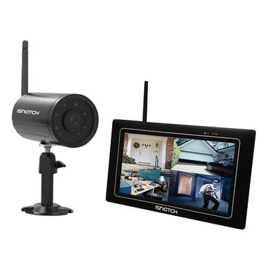 Telecamera di videosorveglianza internet (ip) ISNATCH 67.4000.73