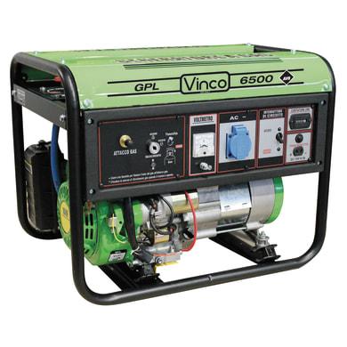 Generatore di corrente VINCO CC2000LPG-E-B 2500 W