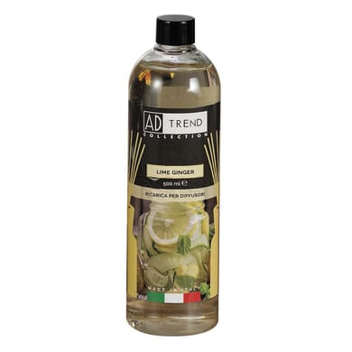Ricarica per diffusore lime ginger 500 ml