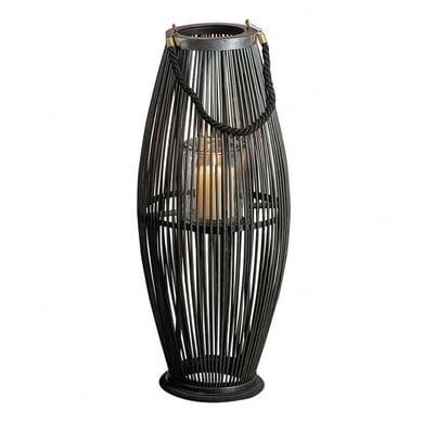 Lanterna da giardino in bambù