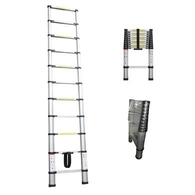 Scala telescopica S1405115 in alluminio per lavori fino a 3.20 m