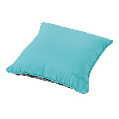 Cuscino per sedia BIGREY azzurro 40 x 40 x Sp 10 cm
