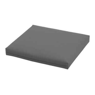 Cuscino per sedia Tech-out grigio antracite 44x4 cm
