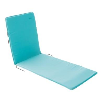 Cuscino per lettino Bigrey azzurro 55x3 cm