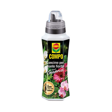 Concime liquido COMPO per fiori 1 L