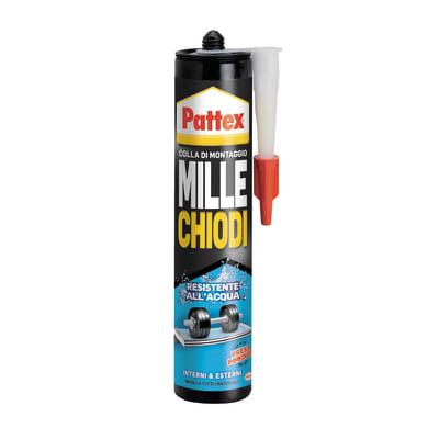 Colla Millechiodi Resistente All'Acqua PATTEX bianco 450