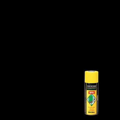 Smalto spray base solvente Fernovus 0.0075 L nero lucido