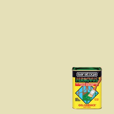 Smalto  antiruggine SARATOGA Fernovus sabbia del nilo 0.05 L
