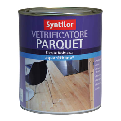 Vetrificatore per parquet SYNTILOR trasparente opaco 2 L