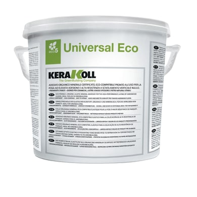 Colla in pasta Universal AXTON 5 kg bianco