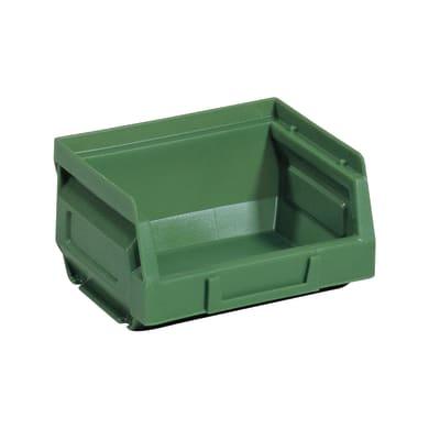 Vaschetta BIN2001.VE in plastica verde
