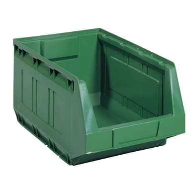 Vaschetta BIN2004.VE in plastica verde
