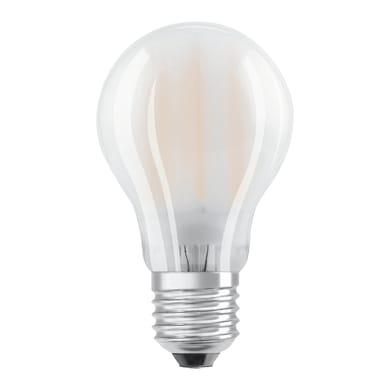 Lampadina LED filamento, E27, Goccia, Opaco, Luce naturale, 11W=1521LM (equiv 100 W), 360° , OSRAM