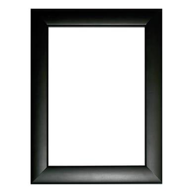 Cornice INSPIRE Bomber nero per foto da 70X100 cm