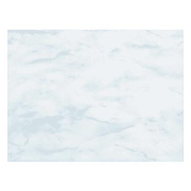 Piastrella per rivestimenti Marmor 25 x 33 cm sp. 6 mm azzurro