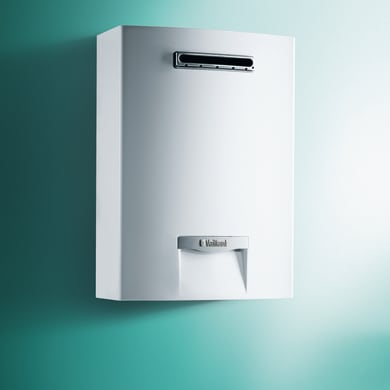 Scaldabagno a gas metano VAILLANT OutsideMag 12 l/min