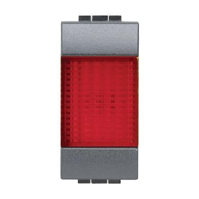 Spia BTICINO Living light rosso
