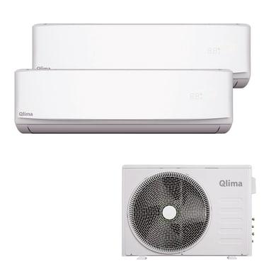 Climatizzatore dualsplit QLIMA SM 18000 BTU classe A++