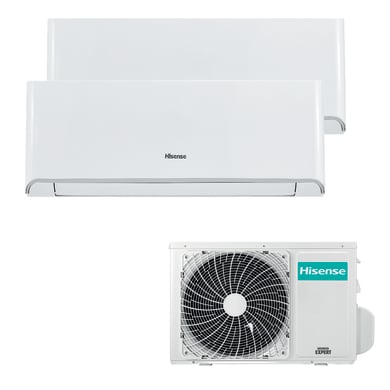 Climatizzatore dualsplit HISENSE Energy 13989 BTU