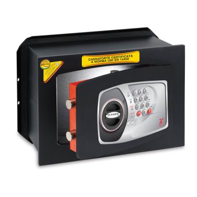 Cassaforte con codice elettronico TECHNOMAX NT/4 da murare L 39 x P 20 x H 27 cm