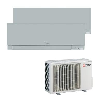 Climatizzatore dualsplit MITSUBISHI Kirigamine 14330 BTU classe A+++