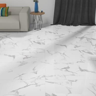 Piastrella Casablanca 60.8 x 60.8 cm sp. 9.5 mm PEI 3/5 bianco