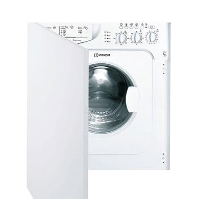 Lavatrice da incasso INDESIT, carica frontale, BI WMIL71252 EU, 7 Kg, 1200 giri/min, A++